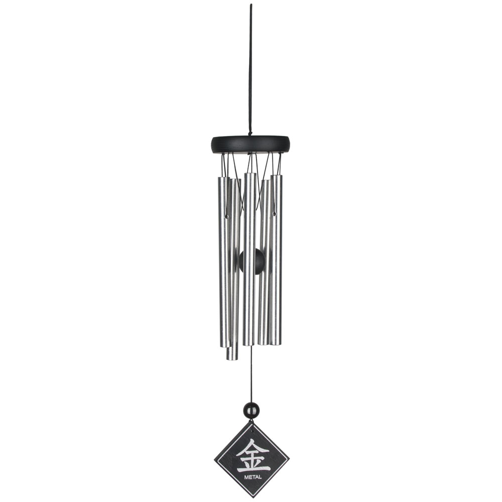 klangspiel feng shui chime elements metal gro e auswahl hochwertiger klangspiele. Black Bedroom Furniture Sets. Home Design Ideas