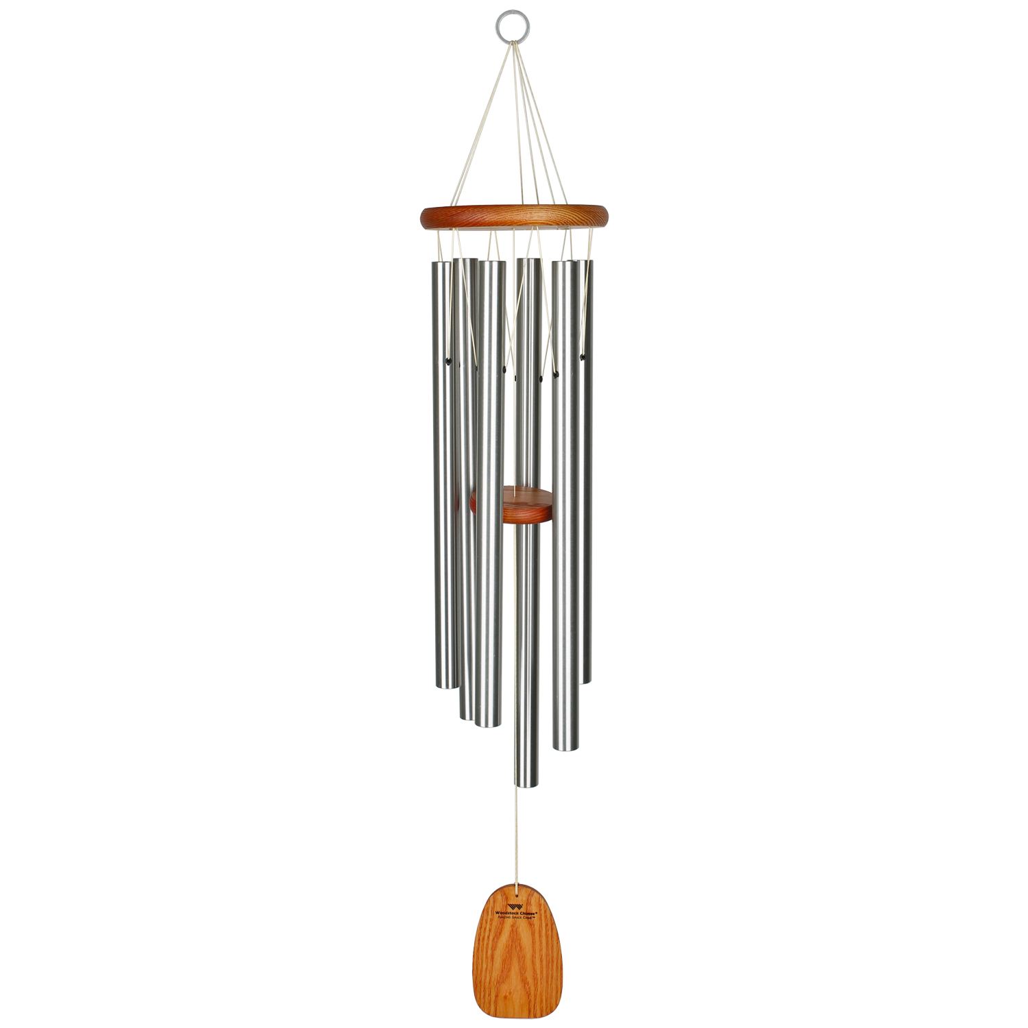 woodstock encore collection windspiel chimes of mercury silber mwd. Black Bedroom Furniture Sets. Home Design Ideas