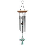 Woodstock Celtic Chime - Cross